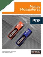 Mallas mosquitera