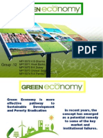 Green Economy by Group12