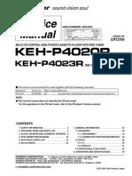 Pioneer Keh-p4020r_p4023r