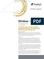 Wireless Best Practices