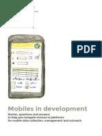 WeGov Engineroom Mobiles Development