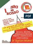 Programma Festa Prc 2014