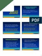 6. Pengembangan Model Pembelajaran