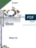 Oasis Pakistan Profile