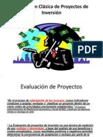 Metodología Evaluación Clásica 2014