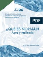 Agua y Resiliencia