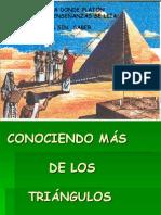 Lecciónn Presentación Geometria Triangulos 2