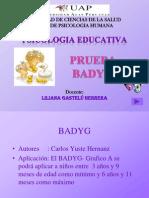 Instrumentos BADYG 1-2003