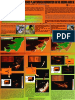 Predictive Models of Threatened Plant Species Distribution in the Iberian Arid SE (PÓSTER)