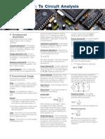 Intro to Circuit Analysis