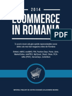 Ecommerce in Romania in 2014