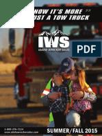 IWS 2015 Digital Catalog