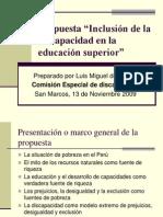 proyecto Propuesta+de+Universidad+Inclusiva