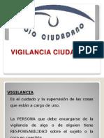 Participacion y Vigilancia Ciudadana- Neldy