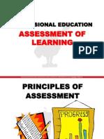 Prof Ed 4 - Evaluation