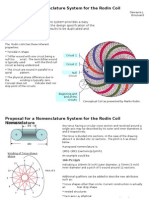 Rodin Coil Nomenclature Proposal