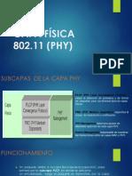 Capa Física 802
