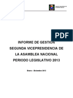 Informe Gestion 2 Vice An