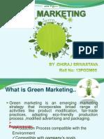 greenmarketing