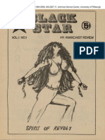 Black Star Anarchist Review #1