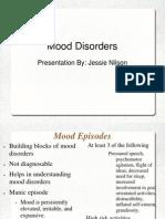 Mood Disorders New