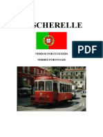 Langue Portugais Bescherelle Des Verbes Portugais