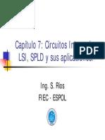 66958319 Capt 7 Circuitos Integrados LSI SPLD y Sus Aplicaciones