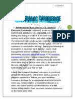 e Commerce & m Commerce