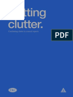 Cutting Clutter Report April 20112