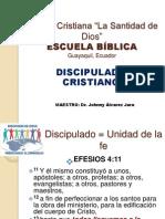 Discipulado Cristiano 2014