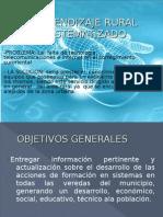 Aprendizaje Rural Sistematizado123