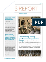 ARS Report Summer 2014