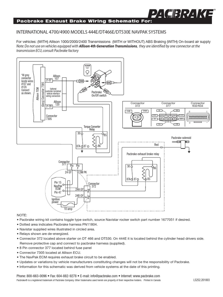exhaust brake dt466e maxxforce engine diagram maxxforce dt engine diagram #10