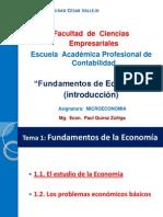 1-Fundamentos de Economía