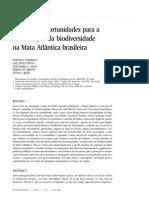 Artigo Biologia Da Conservação - Mata Atlantica