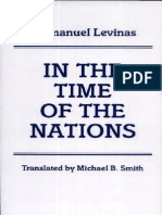 Levinas - In the Time of the Nations