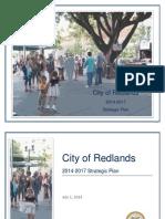 Redlands Strategic Plan