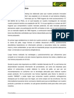 Plan de Marketing Crem and in A