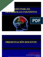 00. Planificación Bases Para El Desarrollo Cognitivo
