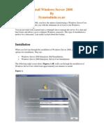 install windows server 2008
