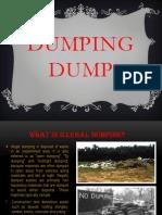 Dumping Dump - Akash Sharma