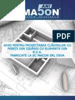 BCA MACON_Ghid Pentru Proiectarea Cladirilor