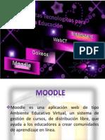 herramientas tecnologcas para la educacin