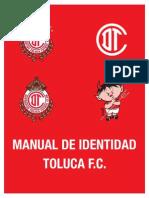 Manual de Identidad Toluca FC