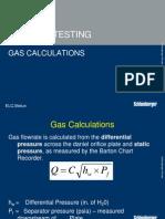25- Gas Calcs