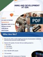 Glaxo Smith Klien Sales Presentation