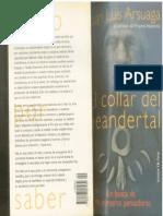 03 ARSUAGA J L - El Collar Del Neanderthal
