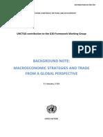 Makroekonomik Strateji Ve Dış Ticaret