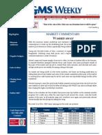 Report on Demolition Sales