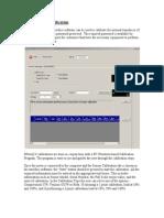 EZ-TorQ II Internal Sensor Calibration
